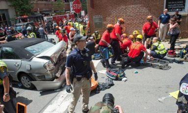 Βιρτζίνια: Αυτοκίνητο έπεσε πάνω σε διαδηλωτές