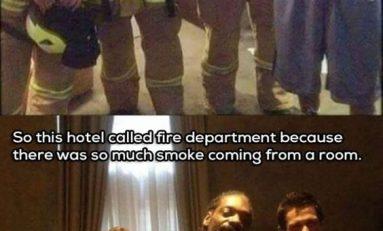 Όταν πιάνει φωτιά το σπίτι του Snoop Dog