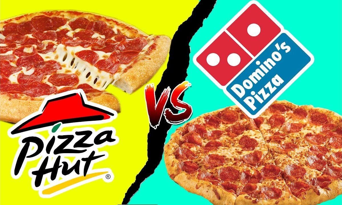 Pizza Hut vs Domino's – Ποια είναι η καλύτερη;