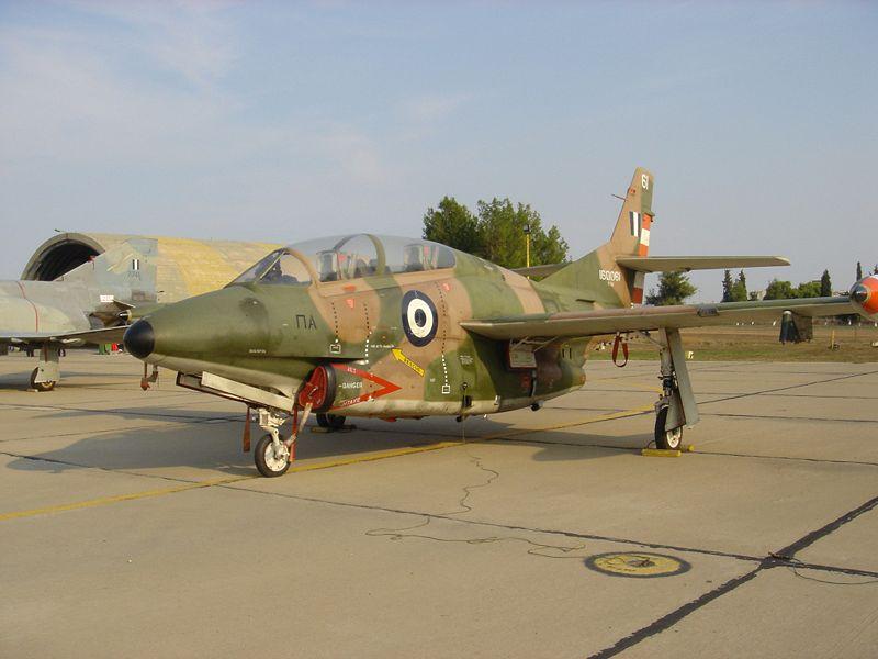 Έκτακτο – Συντριβή αεροσκάφους της πολεμικής αεροπορίας