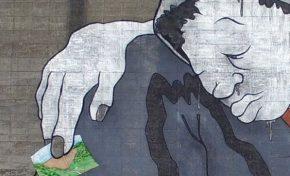 Ένα από τα μεγαλύτερα γκράφιτι στον κόσμο