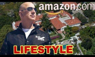 15 πιο ακριβά πράγματα που διαθέτει ο ελληνικής καταγωγής δισεκατομμυριούχος Jeff Bezos