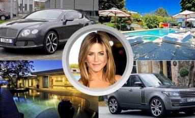 8 πιο ακριβά πράγματα που διαθέτει η ελληνικής καταγωγής Jennifer Aniston ή Αναστασάκη