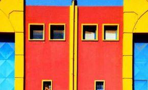 Τα εντυπωσιακά χρωματιστά σπίτια της Κωνσταντινούπολης