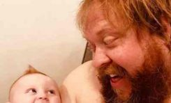 23 εντυπωσιακές φωτογραφίες που δείχνουν πόσο δυνατή είναι η αγάπη των μπαμπάδων (Μέρος 1ο)